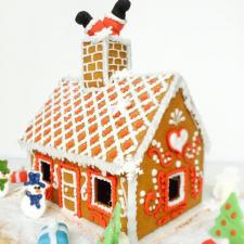 Kalėdų namelis