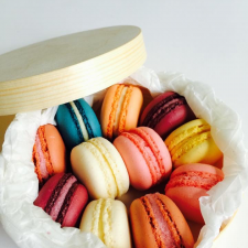 Macaron prancūziški skanėstai