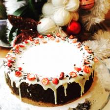 Aguoninis tortas Kalėdom