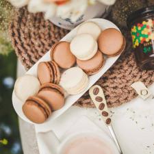 Macaron's prancūziški skanėstai