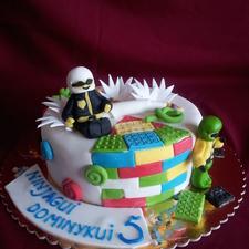 Vaikiškas tortas Nr.17