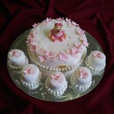 Krikštynų tortas Nr. 7