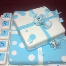 Krikštynų tortas Nr.6