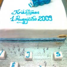 Krikštynų tortas