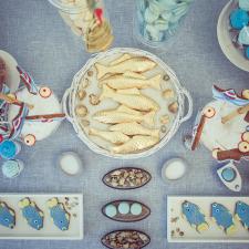 Vaikiškas saldus stalas