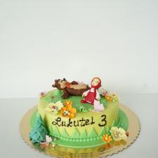 Vaikiškas tortas