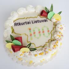 Lietuvos šimtmečio tortas