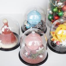 """Kalėdiniai tortukai """"Žaisliukai"""""""