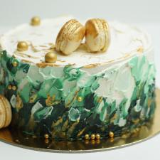 Proginis tortas su auksu