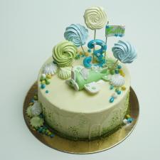 Vaikiškas tortas Emilis
