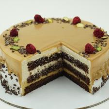 Firminis tortas Amber