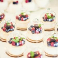 Vestuviniai pyragėliai, desertai