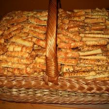 Sūrios lazdelės (kmynai, sūris)
