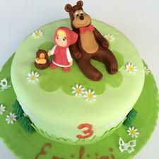Vaikiškas tortas Nr.19