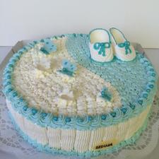Krikštynų tortas Nr. 10