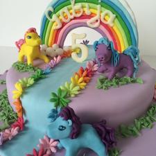 Vaikiškas tortas Nr.15