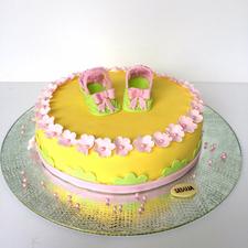 Krikštynų tortas Nr. 9