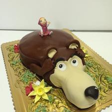 Vaikiškas tortas Nr.21