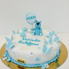 Krikštynų tortas vaikams