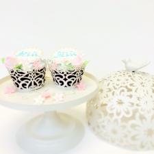 Keksiukai (Muffin) vestuviniai