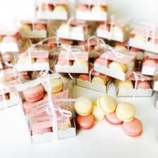 Macaron prancūziški skanėstai Dovana