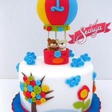 Vaikiškas tortas Nr.1