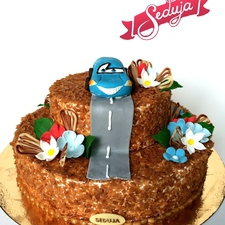 Vaikiškas tortas Nr.2